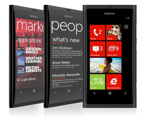 Windows Phone 8 by Nokia